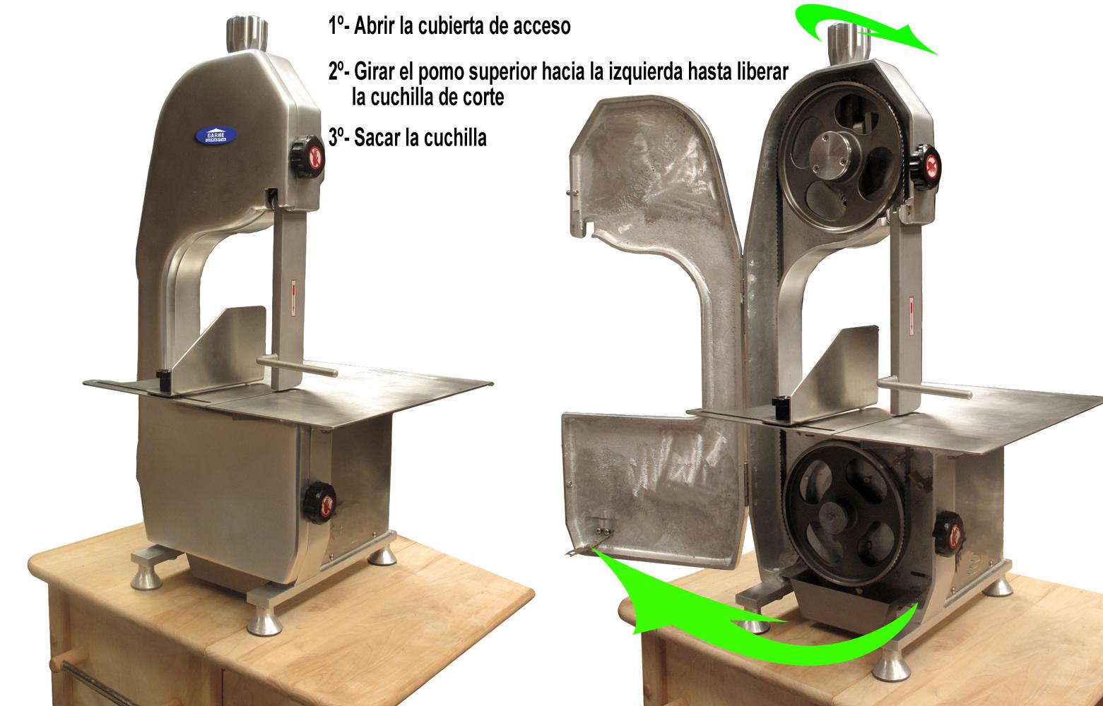 Scie à os électrique 180 professionnelle  Tom Press