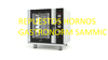 Panel trasero SO-711 Horno Gastronorm Mixto SO-711 Sammic (6121272 )